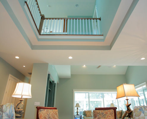 Amelia Low Country Island Home - Great Room